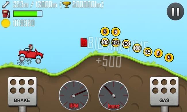 دانلود Hill Climb Racing 1.45.6 بازی مهیج ماشین سواری برای اندروید و iOS