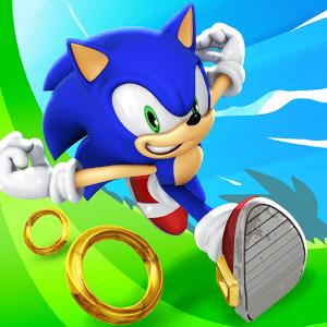 دانلود 3.8.6 Sonic Dash آپدیت جدید بازی فوق العاده سونیک داش برای اندروید + آیفون