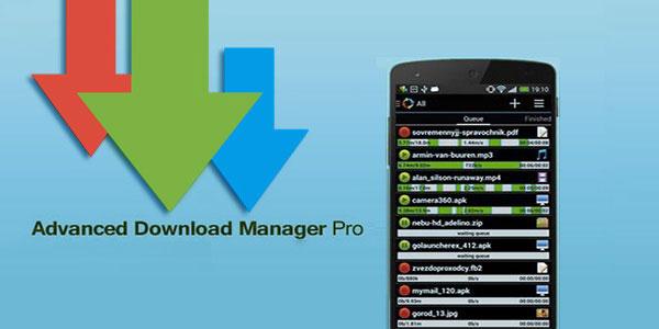دانلود برنامه مدیریت دانلود ADM Pro 12.3.1 برای اندروید