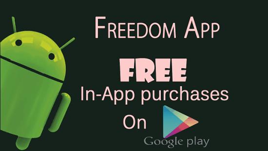دانلود 1.8.4 Freedom فریدام خرید امکانات پولی برنامه ها و بازی های اندروید