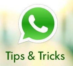 ترفند جالب در واتس آپ WhatsApp متن بولد،ایتالیک،خط دار و…