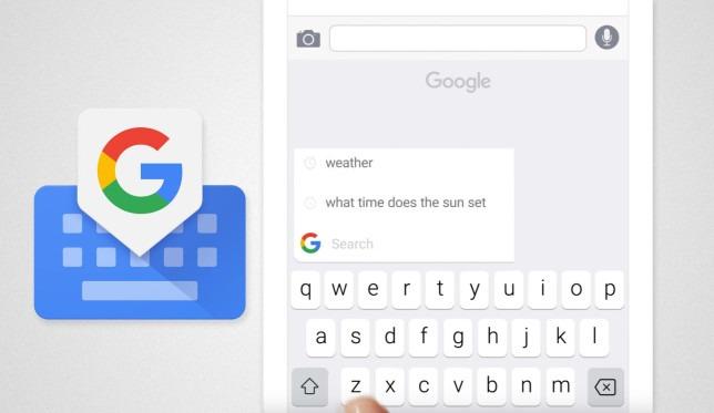 دانلود کیبورد گوگل (جیبورد) 10.8.06.382062350 Gboard برای اندروید و آیفون