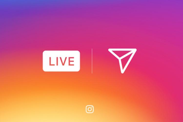 آپدیت اینستاگرام: اضافه شدن قابلیت پخش زنده ویدیو و ارسال پیام به صورت مخفی