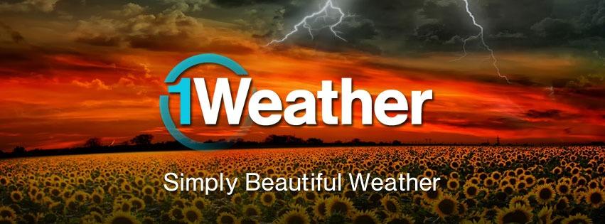 دانلود 1Weather Pro 4.3.0.0 برنامه هواشناسی دقیق اندروید + آیفون