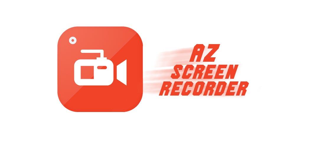 دانلود AZ Screen Recorder 5.3.8 برنامه ضبط فیلم از صفحه نمایش اندروید