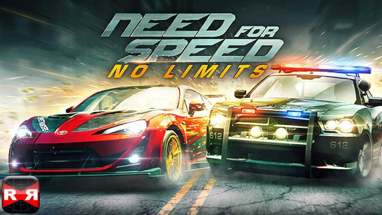 دانلود بازی نیدفور اسپید نامحدود 3.7.4 Need for Speed No Limits اندروید