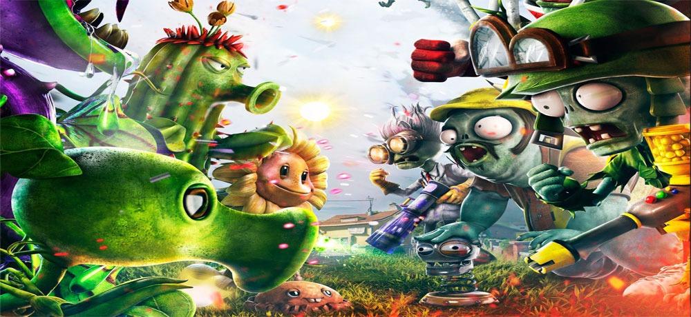 دانلود بازی زامبی ها و گیاهان 2 Plants vs Zombies 2 8.5.1 اندروید و آیفون