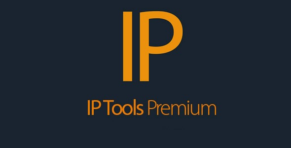 دانلود آی پی تولز 8.21 IP Tools مجموعه ابزار های آی پی اندروید