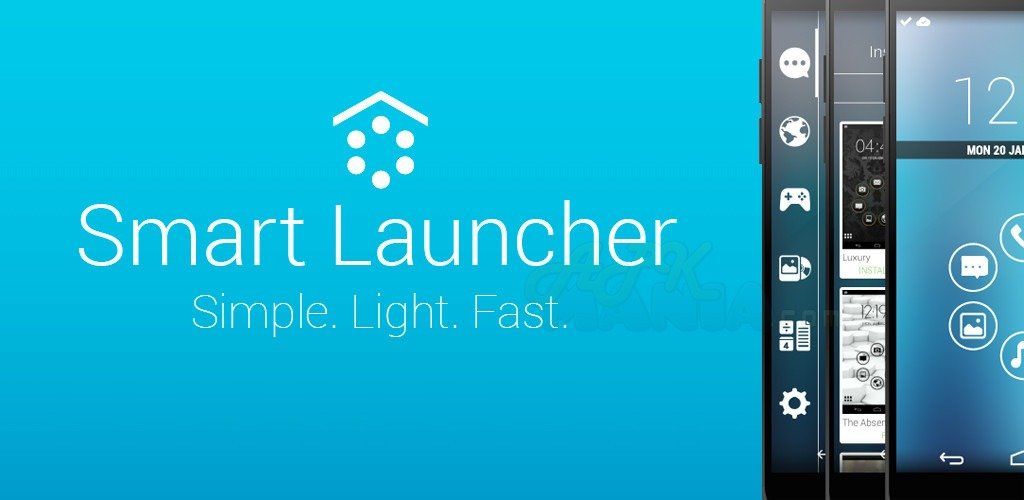 دانلود Smart Launcher Pro 3 5.4.021 لانچر هوشمند اسمارت 3 اندروید