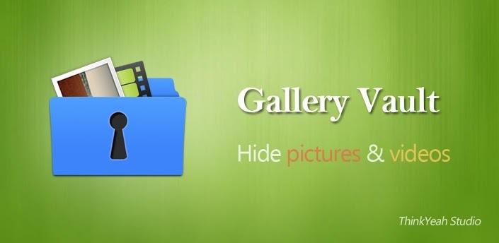 دانلود برنامه مخفی سازی فایل ها Gallery Vault 3.18.12 برای اندروید