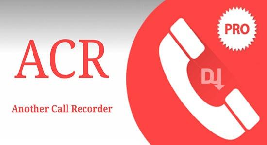 دانلود Call Recorder ACR 32.0 برنامه ضبط مکالمات حرفه ای برای اندروید