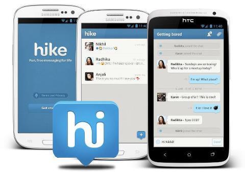 دانلود هایک Hike Sticker Chat 6.3.11 برای اندروید + آیفون