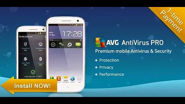 دانلود AntiVirus PRO Mobile Security 6.29.2 آنتی ویروس AVG اندروید