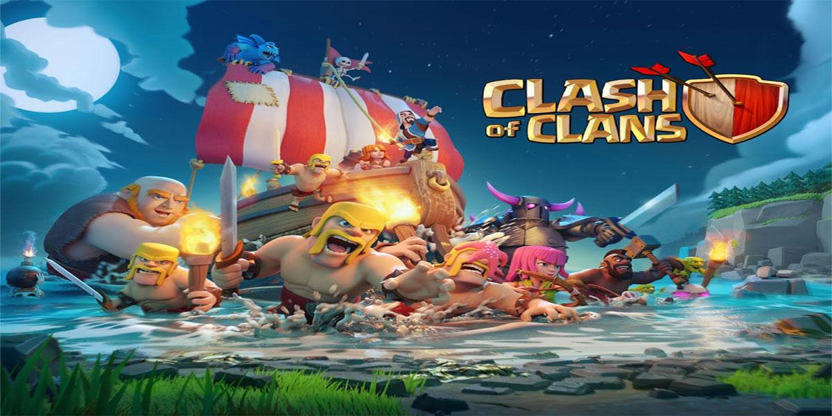 دانلود بازی کلش اف کلنز Clash of Clans