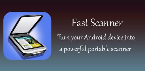 دانلود Fast Scanner Pro 4.3.5 برنامه اسکن سریع اسناد برای اندروید و آیفون