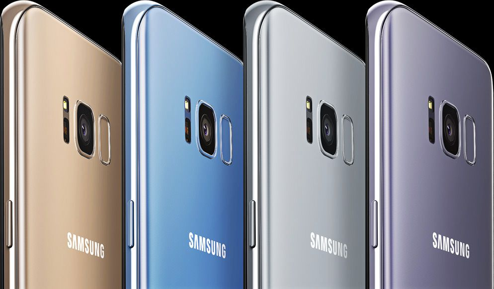 نتایج تست باتری گلکسی S8 پلاس در مقایسه با سایر گوشیهای اندرویدی و آیفون 7