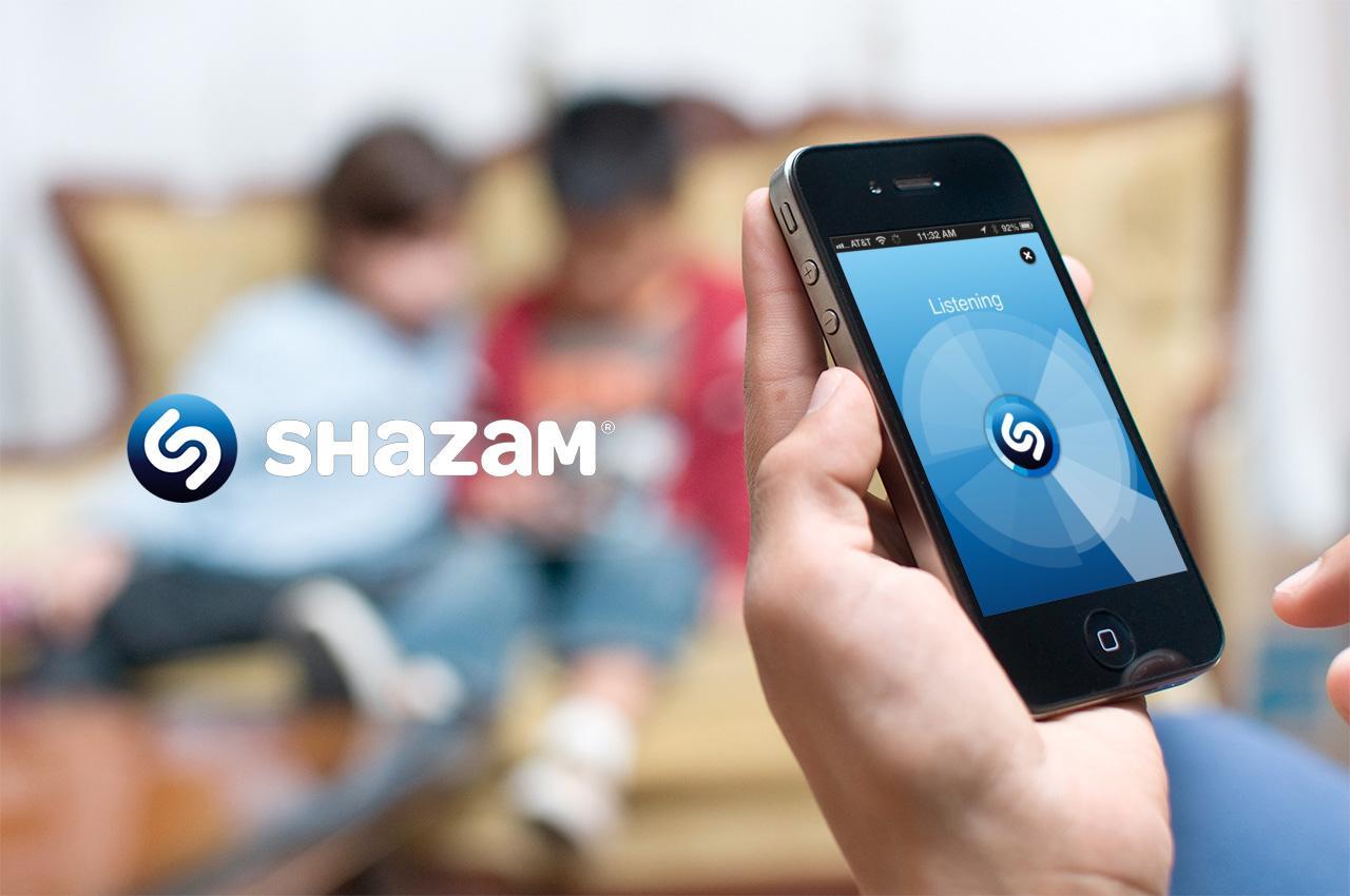 دانلود شازم 200618-10.35.0 Shazam برنامه یافتن خواننده موزیک اندروید