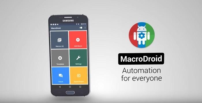 دانلود MacroDroid 5.3.3 برنامه انجام اتوماتیک کارها برای اندروید