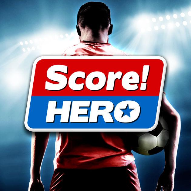 دانلود Score! Hero 2.03 بازی فوتبال امتیاز قهرمانی برای اندروید