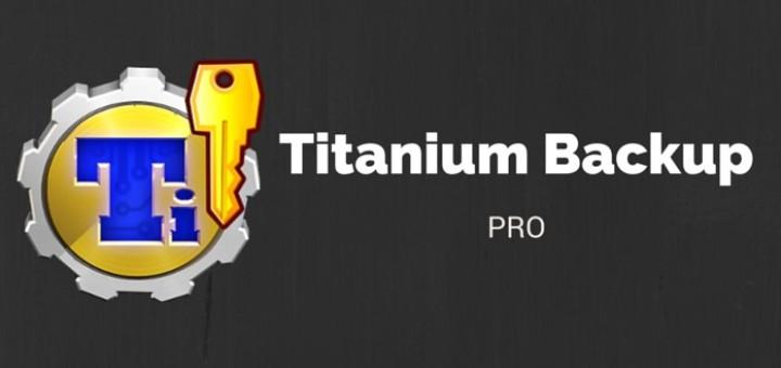 دانلود Titanium Backup Pro 8.3.3 برنامه تیتانیوم بکاپ برای اندروید