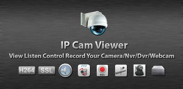 دانلود IP Cam Viewer Pro 7.3.0 برنامه کنترل دوربین های مدار بسته اندروید