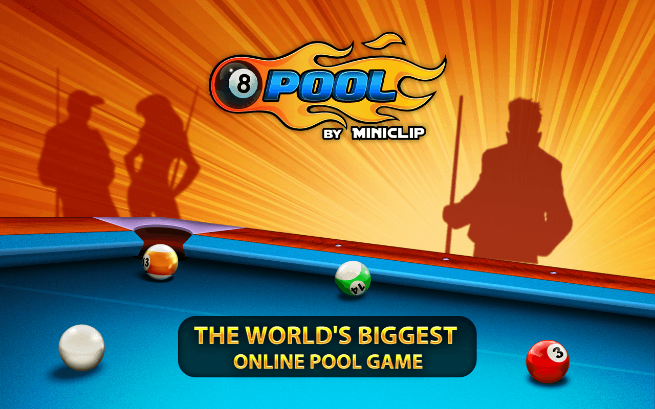 دانلود Eight Ball Pool 5.0.1 معروف ترین بازی بیلیارد برای اندروید
