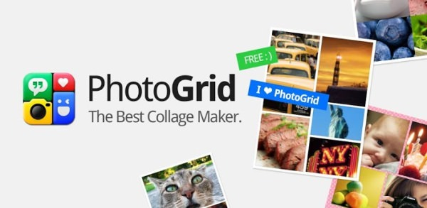 دانلود فوتو گرید PhotoGrid 8.02 برنامه ساخت آلبوم عکس برای اندروید و آیفون
