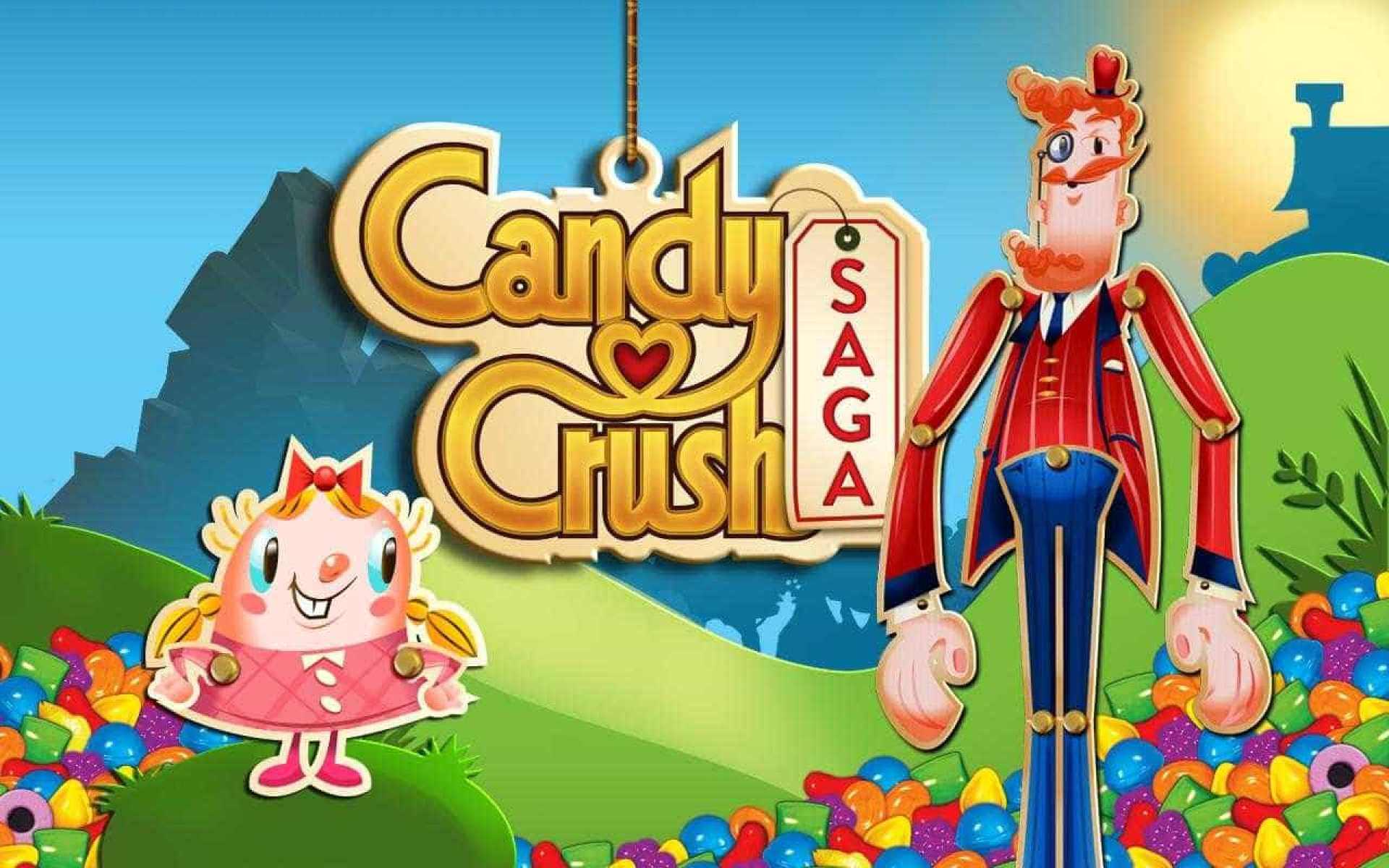 دانلود کندی کراش Candy Crush Saga 1.180.0.1 بازی حذف آب نبات اندروید