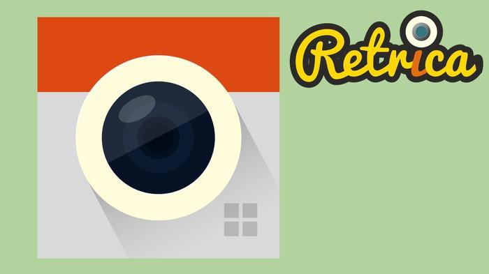 دانلود رتریکا 7.4.3 Retrica Pro برنامه عکاسی فوق العاده  برای اندروید و آیفون
