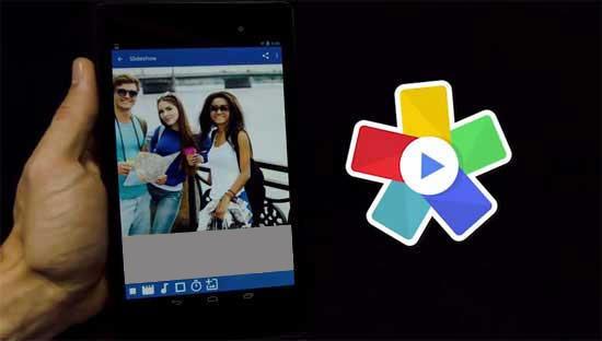 دانلود Slideshow Maker 27.0 برنامه ساخت اسلایدشو برای اندروید