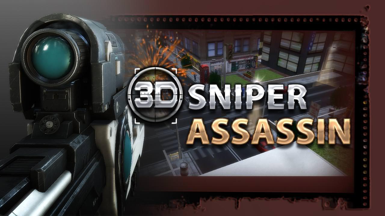 دانلود Sniper 3D Assassin 3.13.7 بازی زیبای تک تیرانداز برای اندروید