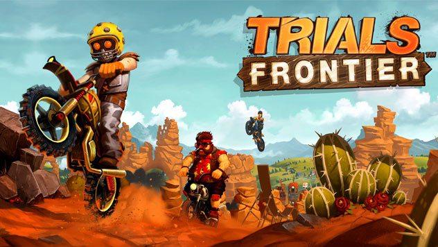 دانلود Trials Frontier 7.5.0 بازی جذاب موتور تریل برای اندروید + آیفون