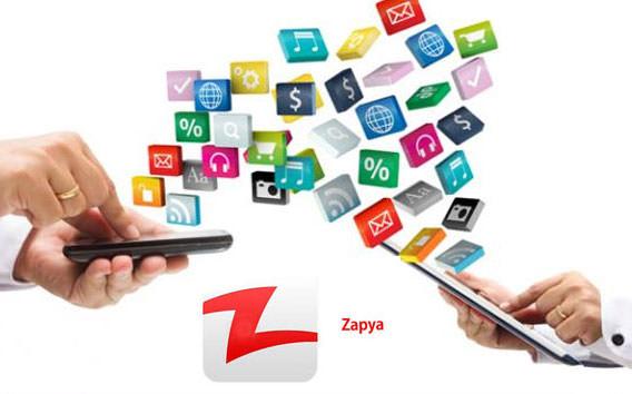 دانلود زاپیا Zapya 5.10.6 ارسال فایل از طریق wifi برای اندروید و آیفون