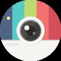 دانلود کندی کمرا Candy Camera 5.3.24  برنامه عکاسی برای اندروید