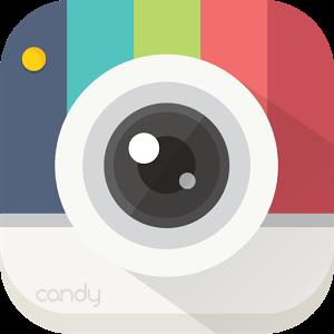 دانلود Candy Camera for Selfie 5.02 نرم افزار عکاسی کندی کمرا برای اندروید + آیفون