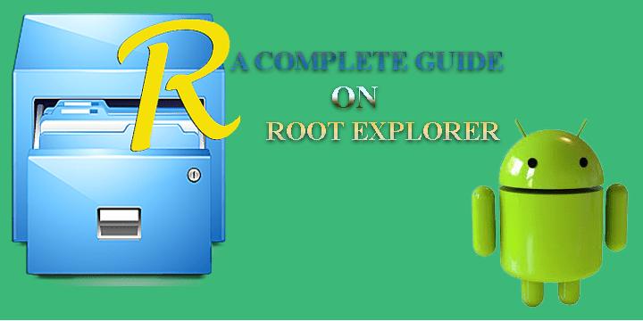 دانلود روت اکسپلورر Root Explorer 4.6.0 برنامه فایل منیجر قدرتمند برای اندروید