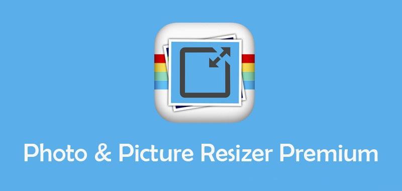 دانلود Photo Picture Resizer 1.0.294 کاهش حجم و تغییر سایز عکس اندروید