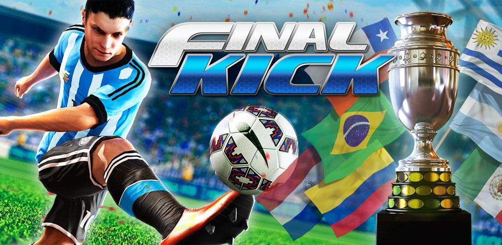 دانلود فاینال کیک Final kick 9.0.20 بازی پنالتی ضربات نهایی برای اندروید+آیفون