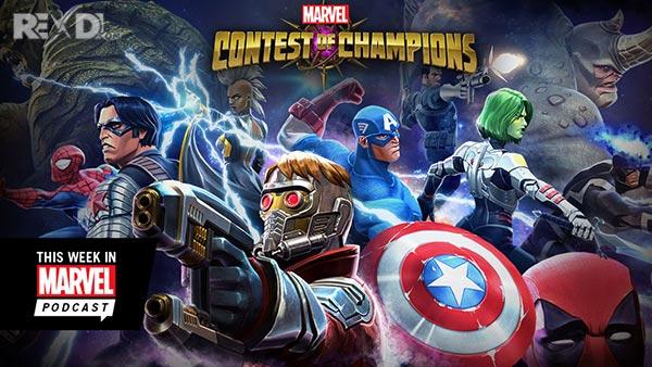 دانلود Marvel Contest of Champions 27.2.5 بازی مبارزه قهرمانان اندروید