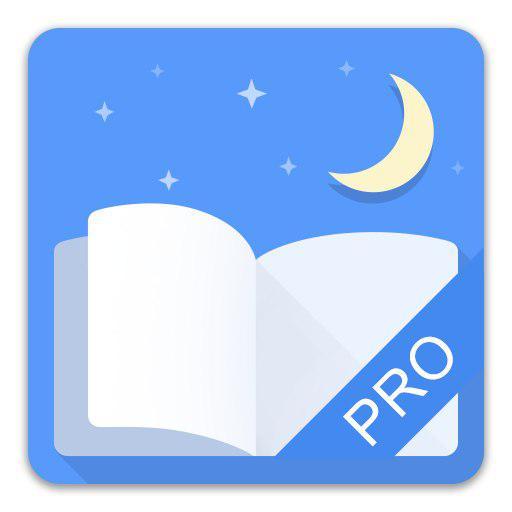 دانلود Moon+ Reader Pro 4.3.1 نرم افزار کتابخوان مون ریدر برای اندروید