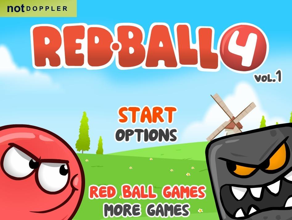 دانلود Red Ball 4 1.4.18 بازی پرطرفدار توپ قرمز 4 برای اندروید + آیفون