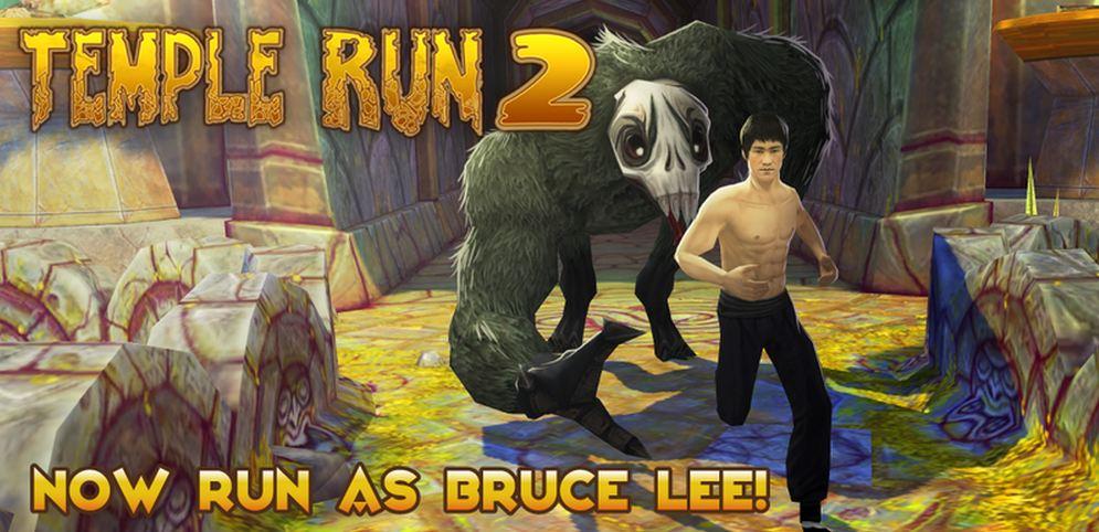 دانلود بازی پرطرفدار تمپل ران 2 Temple Run 2 1.67.1 برای اندروید و آیفون
