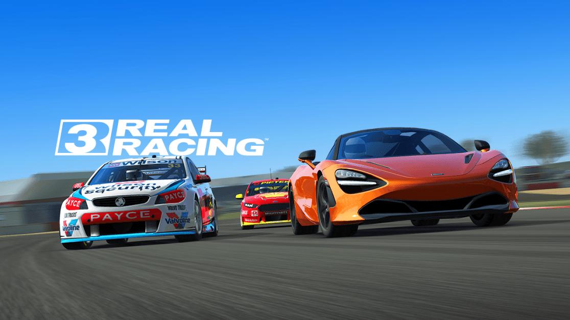 دانلود ریل رسینگ 3 Real Racing 3 8.2.0 بازی اتومبلیرانی برای اندروید + آیفون