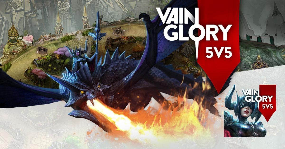 دانلود Vainglory 5V5 4.13.4 بازی اکشن خودستایی برای اندروید + آیفون