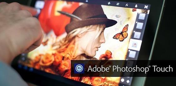 دانلود Adobe Photoshop Touch 9.9.9 برنامه فوتوشاپ برای اندروید + آیفون