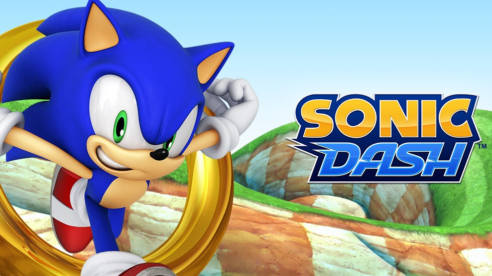 دانلود بازی سونیک داش 4.11.0 Sonic Dash برای اندروید + آیفون