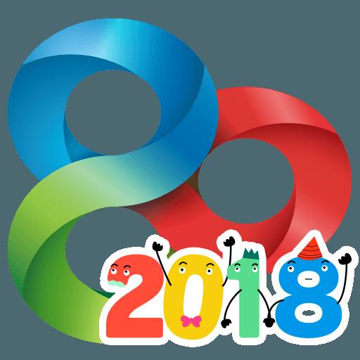 دانلود GO Launcher Z Prime VIP 3.111 برنامه گو لانچر برای اندروید