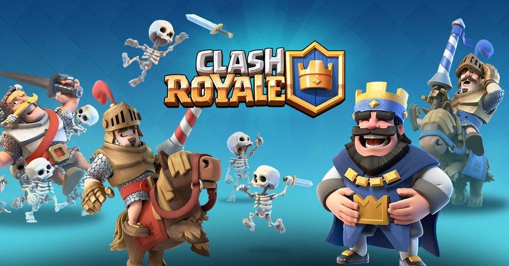 دانلود بازی کلش رویال 449-3.2.4 Clash Royale برای اندروید + آیفون
