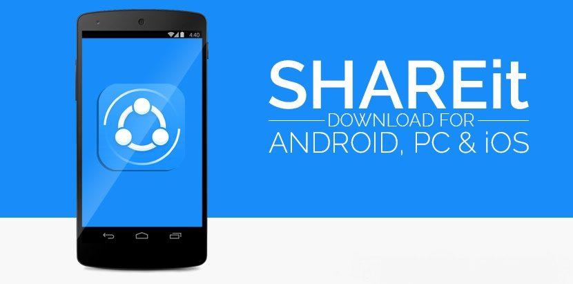 دانلود شیریت SHAREit 5.6.25_ww برنامه انتقال و دریافت سریع فایل در اندروید