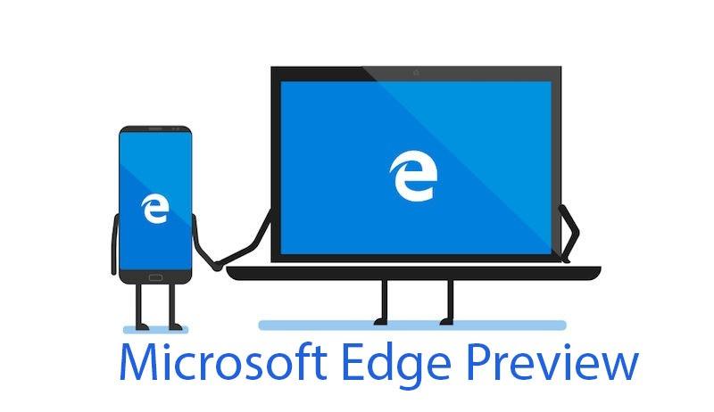 دانلود مایکروسافت اج Microsoft Edge 45.05.24.5036 برای اندروید و آیفون